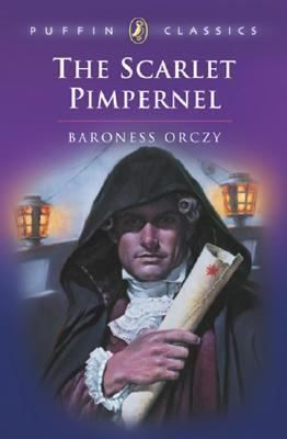 The Scarlet Pimpernel book ... I love this book, mostly for the romance... and the development of the characters, particularly one of the characters... I have yet to see a movie version of this that I like, where I feel the characters are well cast, etc.: