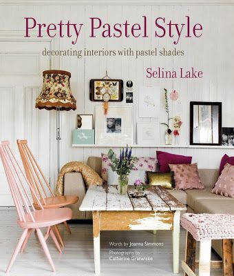 Selina Lake' New book Pretty Pastel Style - Cover revealed!