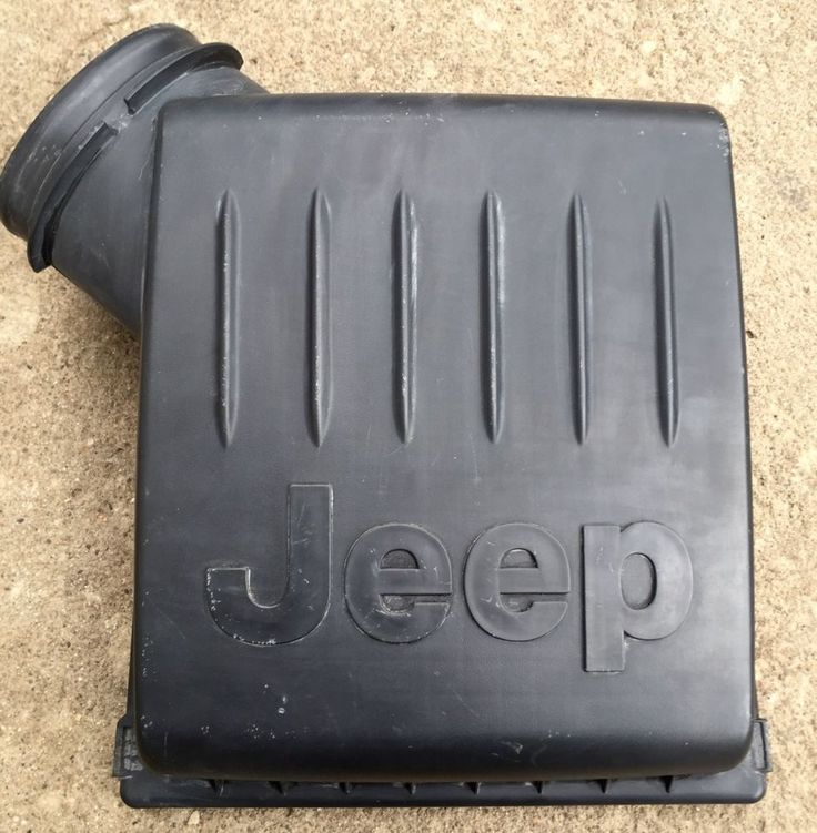 Roof Vent Covers >> 1999-2004 JEEP GRAND CHEROKEE 4.7 AIR INTAKE FILTER CLEANER BOX COVER LID OEM #OEM   What's for ...