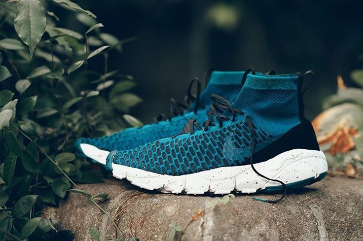 Nike Air Footscape Magista Flyknit F.C '' Midnight Turquoise