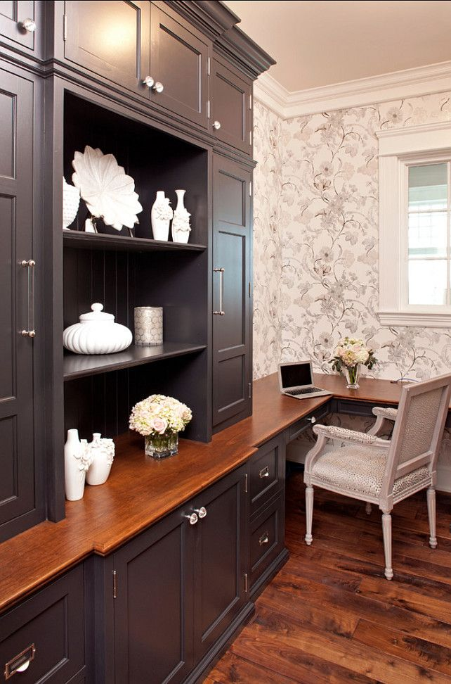 Traditional Home Office Ideas 451 best home offices & craft rooms images on pinterest | office