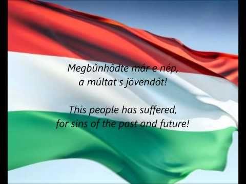 "▶ Hungarian National Anthem - ""Himnusz"" (HU/EN) - YouTube"