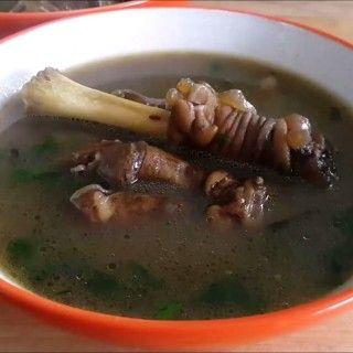 how to cook paya soup