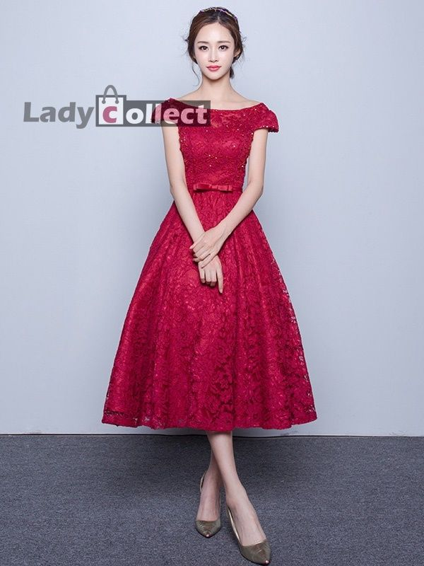 Red cocktail dresses online