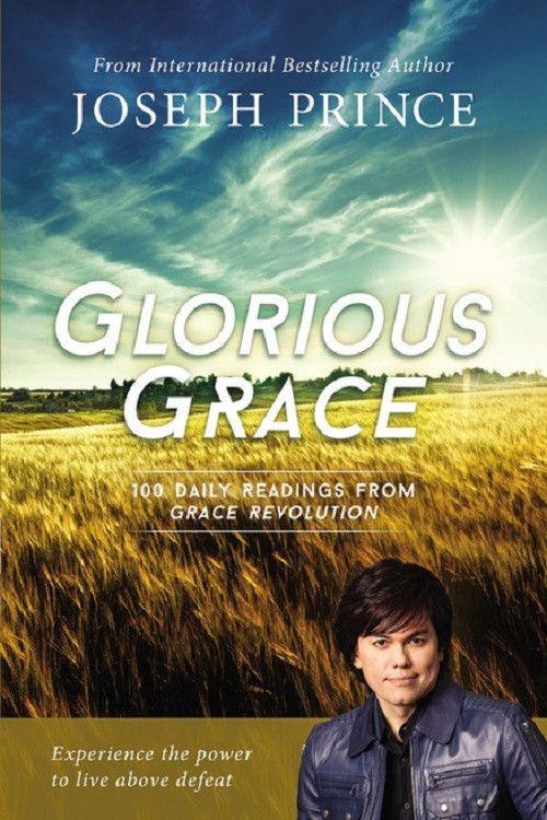Glorious Grace by Joseph Prince CD