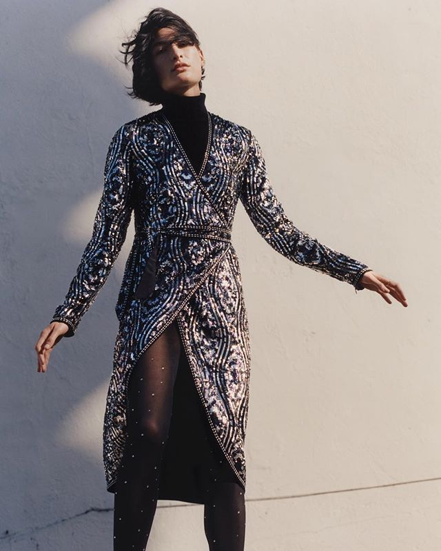 Pin for Later: Shop Every Must-Have Piece From the Rodarte x & Other Stories Collab There's a Great Sparkly Dress