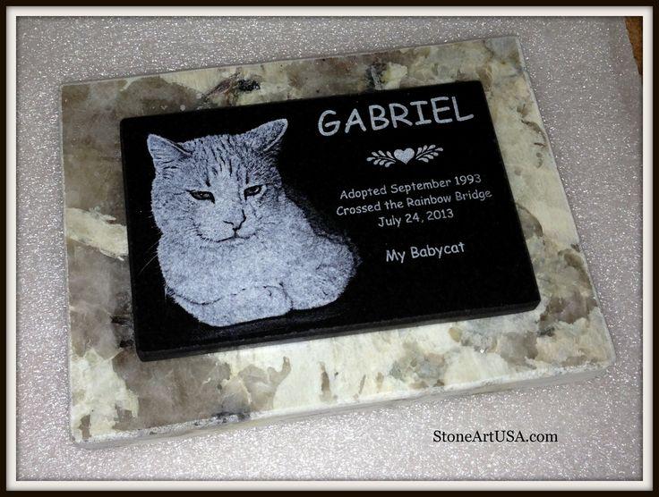 Etched Granite Pet Memorials 364 Best Pet Memorial