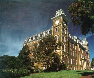 university of arkansas | ... 420-acre campus is the flagship of the University of Arkansas System