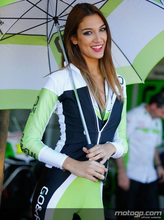 #MotoGP #Paddock #Beauties