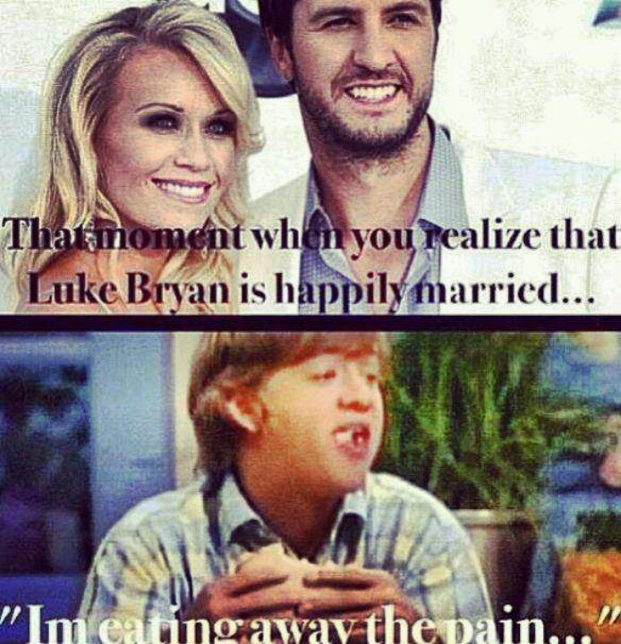 WHAT???? HE'S MARRIED!!!!!!!!!!!! NO, NOT LUKEEEEE!! But but but I love him haha lol... but really he is??