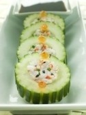 Image detail for -hand molded seafood sushi wasabi soy sauce and sushi ginger