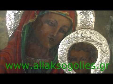 ΒΙΝΤΕΟ HD Παναγία Τσαμπίκα Ρόδου – Η Παναγία των άτεκνων γυναικών | Παναγία Μεγαλόχαρη