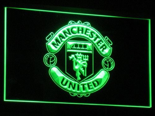 Manchester United Football Club LED Neon Sign