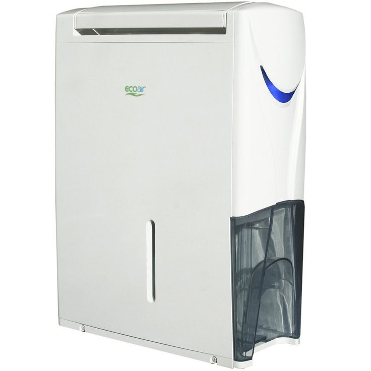 ECOAIR DC202 20 LITRE HYBRID DEHUMIDIFIER & AIR PURIFIER. #EcoAir #AirPurifier #AtlanticElectrics