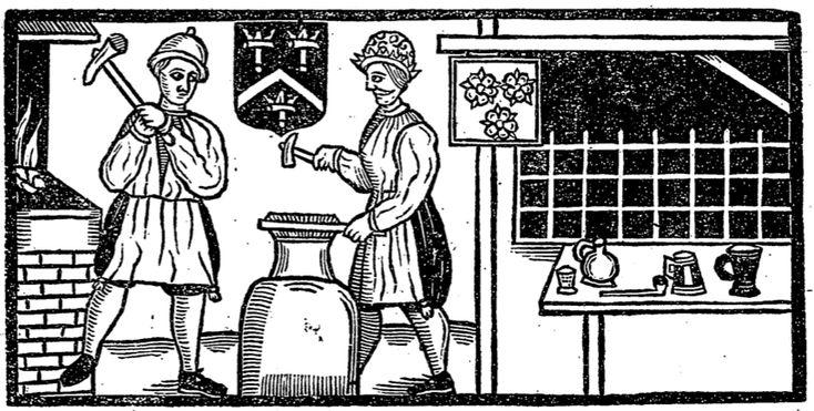 1640s Picturebook