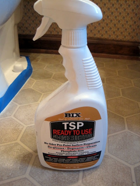 surface cleaner b4 painting