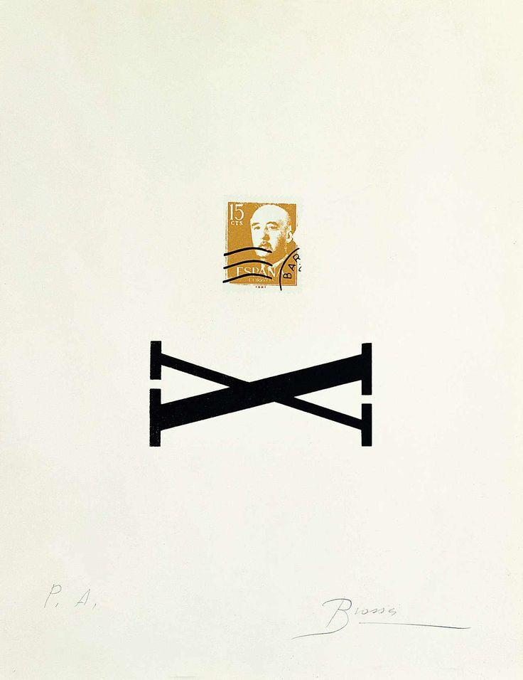 Poema visual, 1970-1975, Joan Brossa