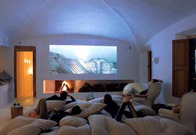 15 Simple Elegant And Affordable Home Cinema Room Ideas Simple
