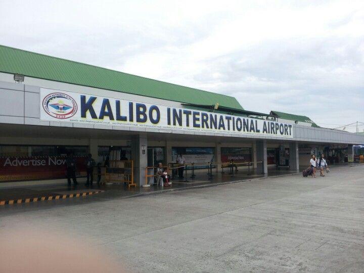 Kalibo International Airport (KLO) - new Air Asia route - close to Boracay island