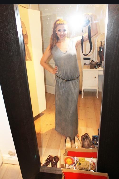Dress worn by Sarah Louise