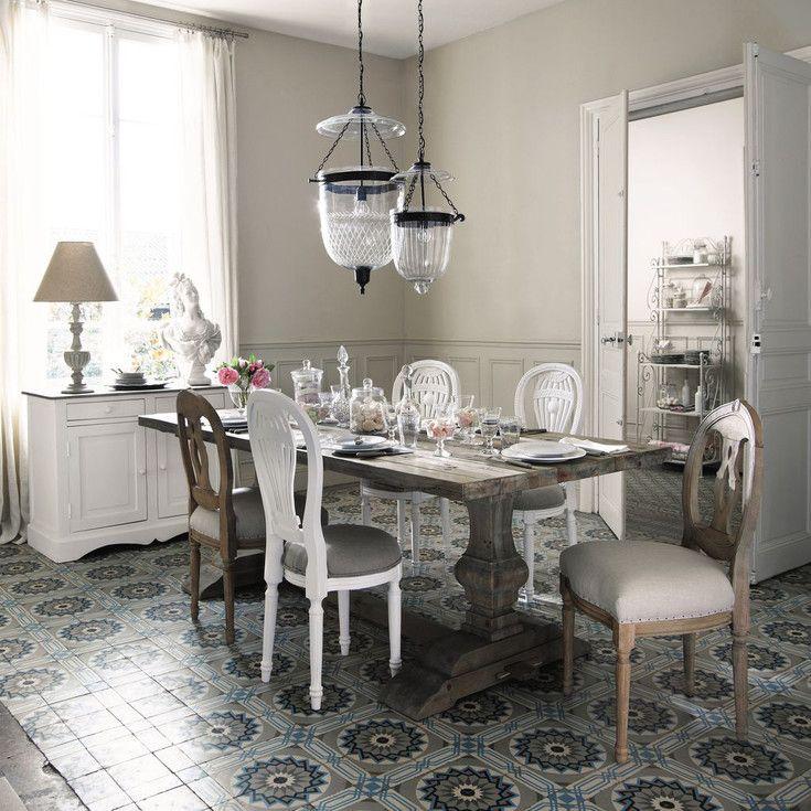 1000 id es sur le th me buffet de salle manger sur pinterest salles man - Meuble style maison du monde ...