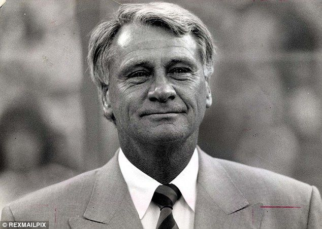 Missed: It has been five years since the passing of Sir Bobby Robson