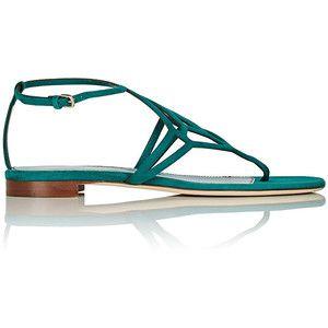 Sergio Rossi Women's Caged Sandals