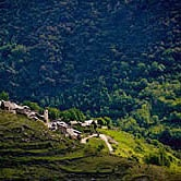 Pueblos con encanto cercanos a Sort  Pueblo de Caregue