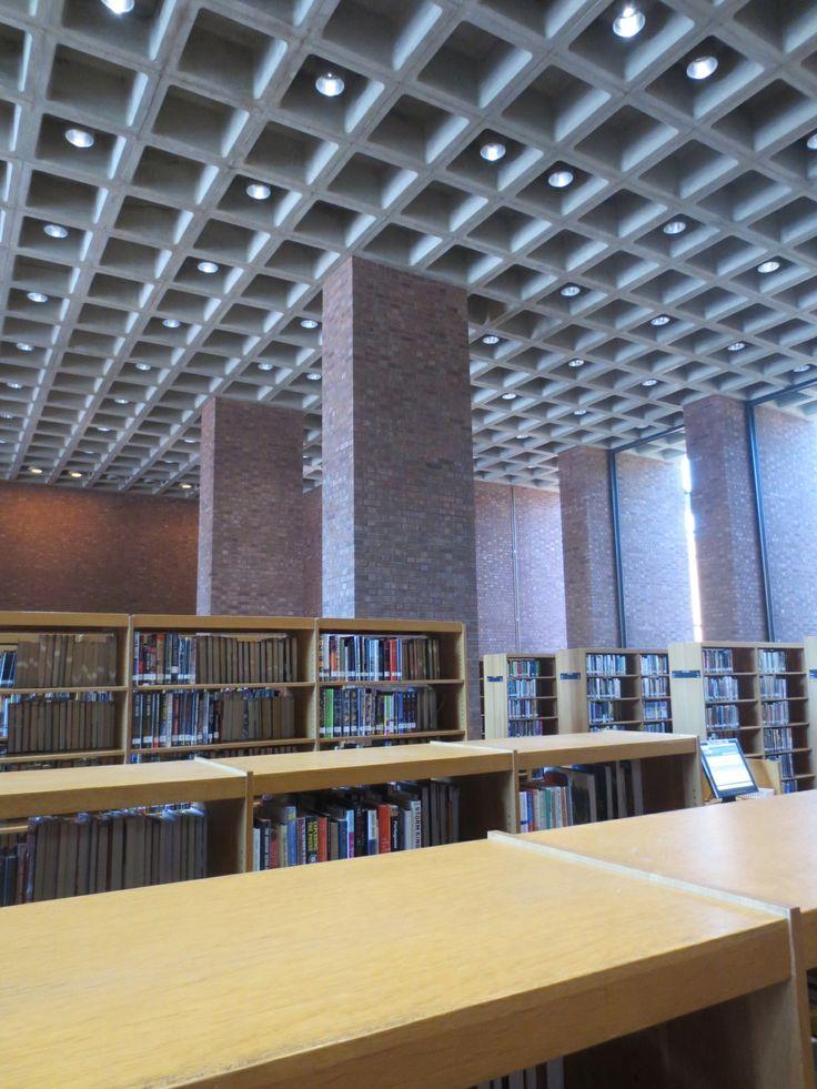 Columbus Indiana I M Pei Designed Building