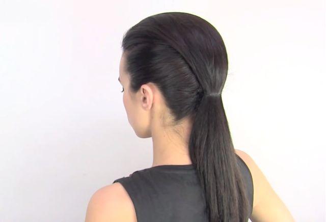 PEINADOS ELEGANTES CON TUPE : Peinados y cortes de cabello