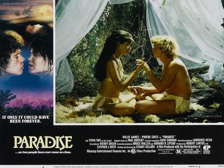 Paradise è un film del 1982 di genere sentimentale-avventura con protagonisti Phoebe Cates e Willie Aames, scritto e diretto da Stuart Gillard. La colonna sonora è composta da Paul Hoffert, ed il tema principale del film Paradise è cantato da Phoebe Cates.