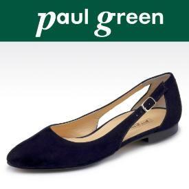 Paul Green Ballerina für nur 110,00€ (06.03.15) in Farbe dunkelblau jetzt bei gebrüder götz online kaufen!