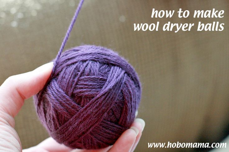 Knitting Pattern For Wool Dryer Balls : 17 Best images about This I Need To Do on Pinterest Wool dryer balls, Kid a...