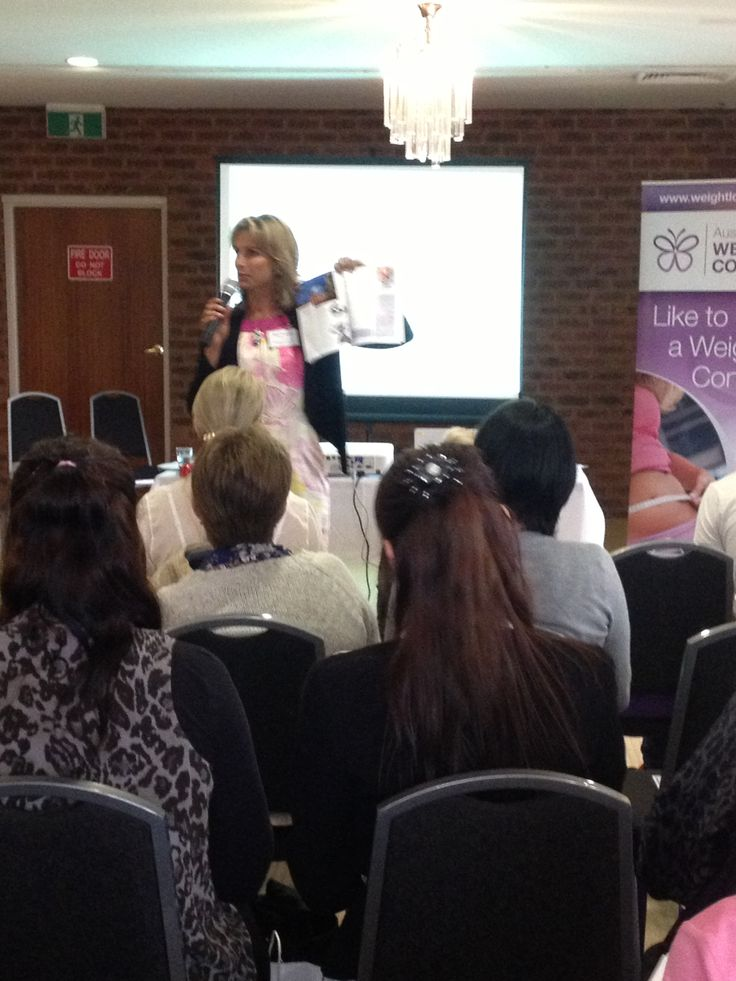 Talking about hormones at the Weight Loss Institute in Melbourne