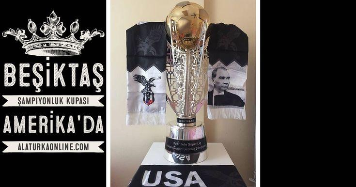Beşiktaş Şampiyonluk Kupası Amerika'da