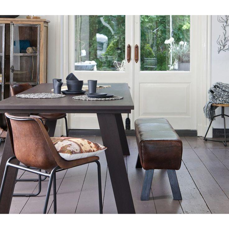 25 beste idee n over eiken tafel op pinterest houten tafel tafel en tafelpoten - Ad decoratie binnen ...