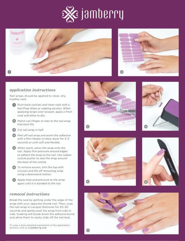 How to apply Jamberry wraps but first you have to shop at: Https://brandiweeks.jamberry.com
