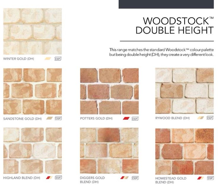 Boral Bricks Woodstock Double Height Queensland