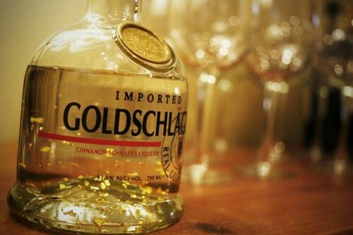 Goldschlager cocktail recipes