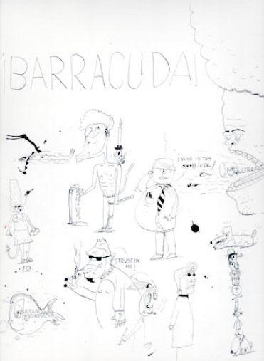 "Dibujo 3, de la serie ""Dunky Draws"".  Artista: Edgar Jiménez, Dibujo 3 de la serie ""Dunky Draws"", Tinta china sobre papel dúrex, 40 x 30 cm (15.6 x 11.7 inch), 2013,  + PA  Artist: Edgar Jimenez , Drawing 3 of the series "" Dunky Draws "" Durex Chinese ink on paper, 40 x 30 cm ( 15.6 x 11.7 inch) , 2013 , + PA  #art #arte #contemporaryartwork #pintura #paint #bac #dibujo #drawing"