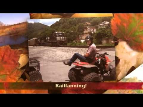 Our new #ATV video on YouTube: McDowell County, WV ATVing Please check it out and share! And then come on down to the Elkhorn Inn & RIDE! West Virginia #travel fun!
