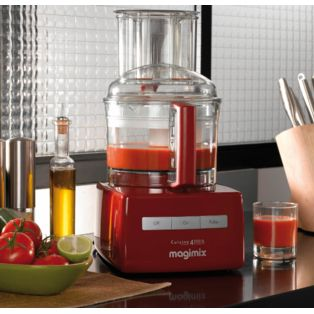 Magimix 4200xl Food Processor Red, Special Xmas Offer, 18432