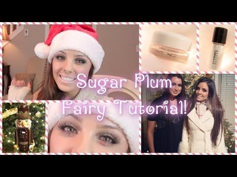 Sugar Plum Fairy Makeup Tutorial: I hope you all enjoy my inspired makeup look for the Sugar Plum Fairies (even if it IS a little glittery hehe)! :) I saw the Nutcracker last night (December 14th) and I had the most amazing time! Check my instagram if you'd like to see a picture of my Nutcracker partner and I from last night! :)