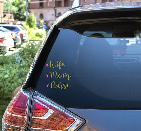 Sticker for Car Truck Bumper Window Wall phone laptop TRAMP DOG Vinyl Decal