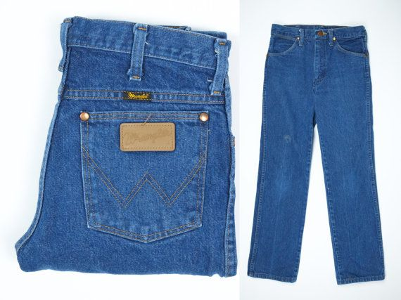 1960's JcPenney indigo overalls vintage dark wash denim overalls SMALL 30 32 penneys slim tailored tapered ankle 2Lupa