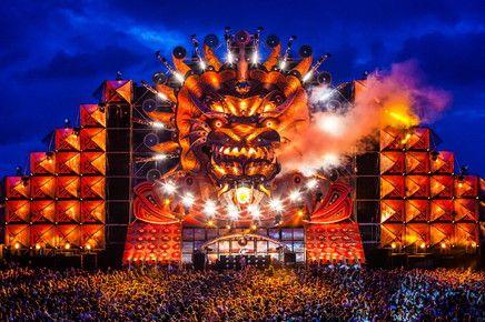 Festival - Mysteryland - Netherlands - Festivals