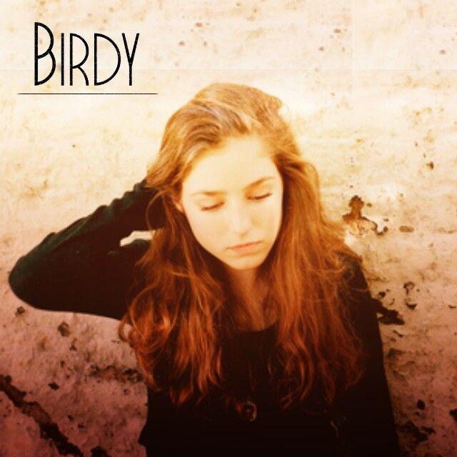 Birdy singer album cover