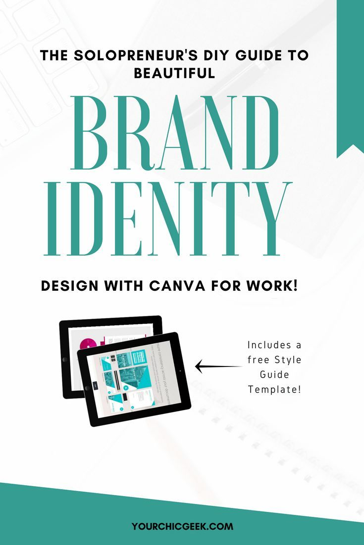 How to create a consistent brand identity with a canva