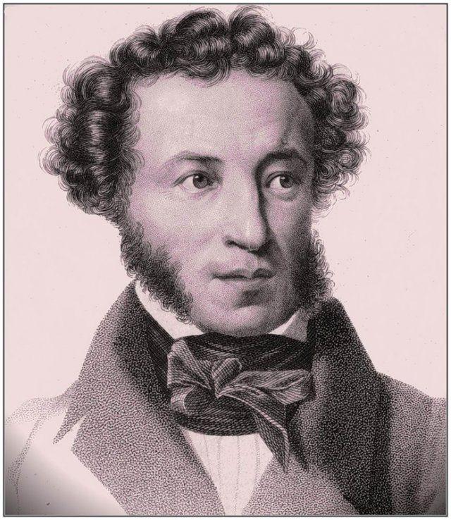 Такой разный Пушкин - 1 (прижизненные портреты)