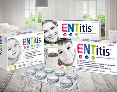 "Check out new work on my @Behance portfolio: ""ENTitis"" http://be.net/gallery/52977715/ENTitis"
